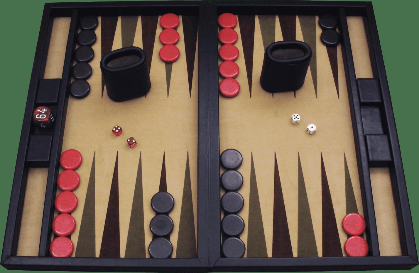 Backgammon ( Tryktrak ) – zasady gry