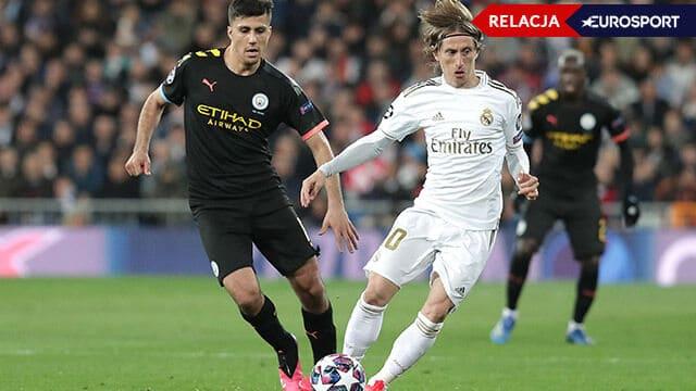 Manchester City – Real Madryt – zapowiedź