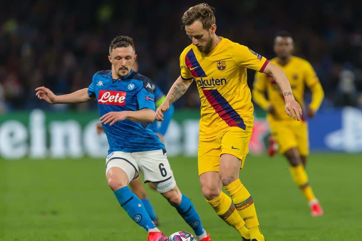 Barcelona – Napoli zapowiedź