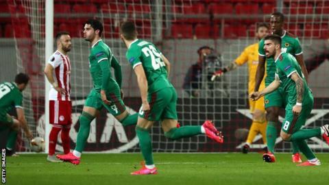 Wolverhampton – Olympiakos – zapowiedź
