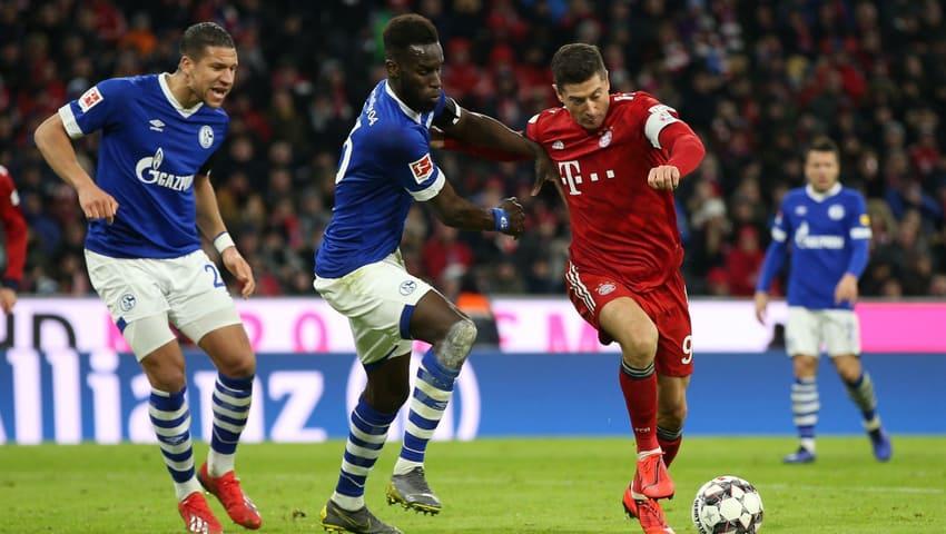 Bayern – Schalke – zapowiedź