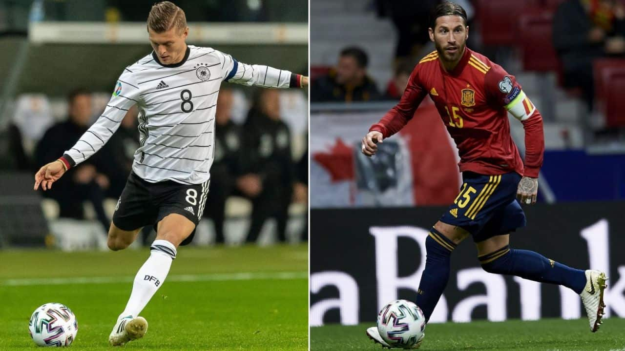Zapowiedź : Niemcy – Hiszpania