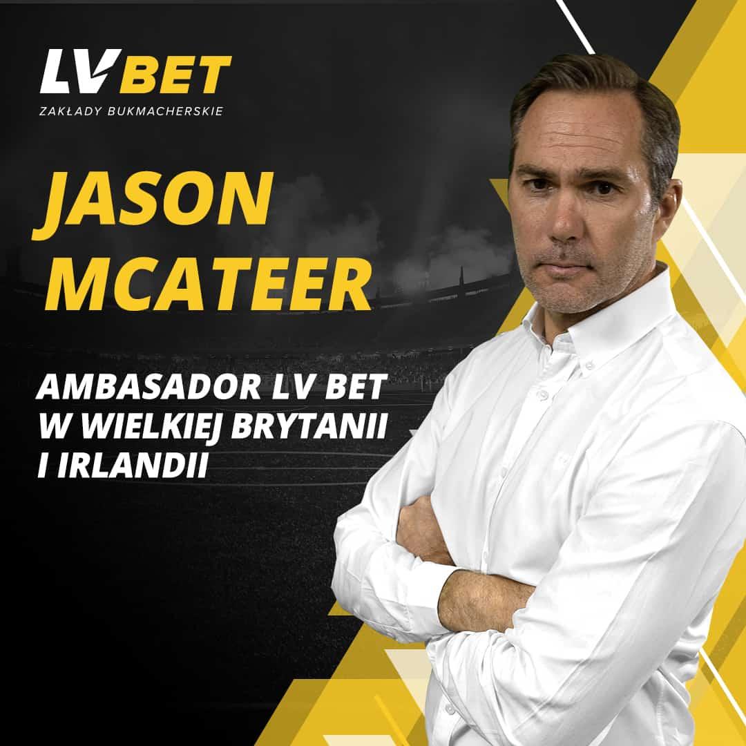 Jason McAteer ambasadorem LV BET w Wielkiej Brytanii i Irlandii