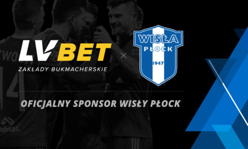 LV BET oficjalnym sponsorem Wisły Płock do 2023