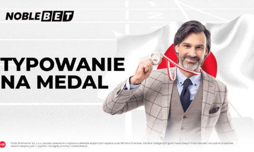 Typowanie na medal – promocja olimpijska Noblebet