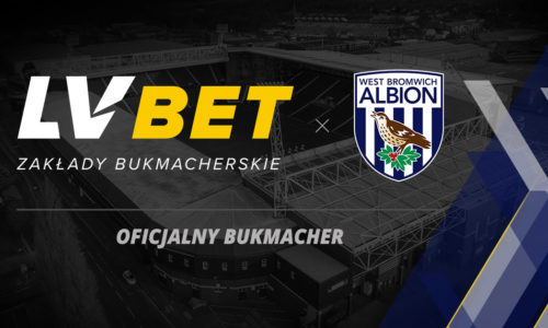 LV Bet sponsorem West Bromwich Albion w UK