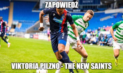 Zapowiedź : Viktoria Pilzno – The New Saints