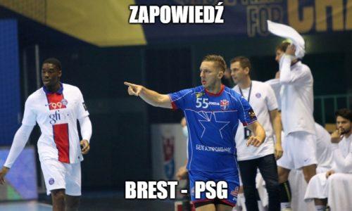 Zapowiedź : Brest – PSG