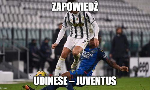 Zapowiedź : Udinese – Juventus