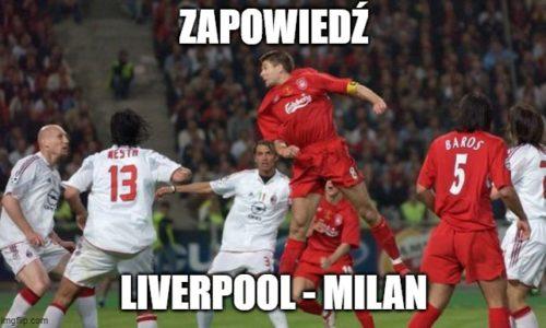 Liverpool – Milan zapowiedź