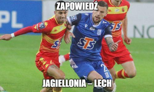 Zapowiedź : Jagiellonia – Lech