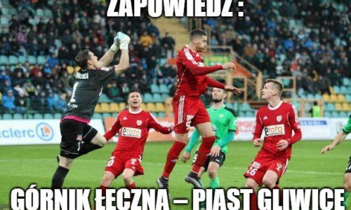 Zapowiedź : Górnik Łęczna – Piast Gliwice