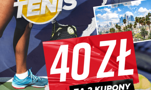 Betclic – Zgarnij 40 zł bonusu w promocji Misja Tenis