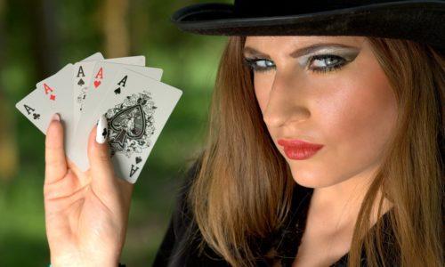 Układy kart w pokerze Texas Holdem